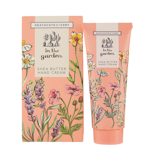 "Handcreme ""In the Garden"" von HEATHCOTE & IVORY"